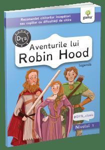 Coperta---Aventurile-lui-Robin-Hood