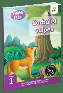 Coperta---Corbul-si-vulpea