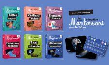 Cărți de joc educative pentru copii de 6-12 ani