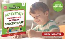 Copiii și lipsa de concentrare. Cum o abordăm?