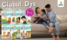 """""""Super DYS"""" – un proiect editorial dedicat copiilor cu dificultăți de citire sau dislexie"""